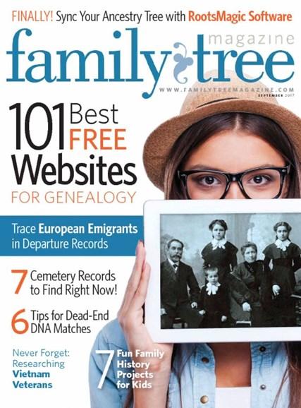 Family Tree Cover - 9/1/2017