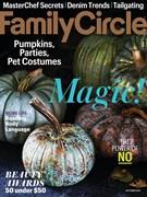Family Circle Magazine 10/1/2017