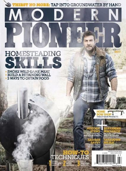 American Pioneer Cover - 8/1/2017
