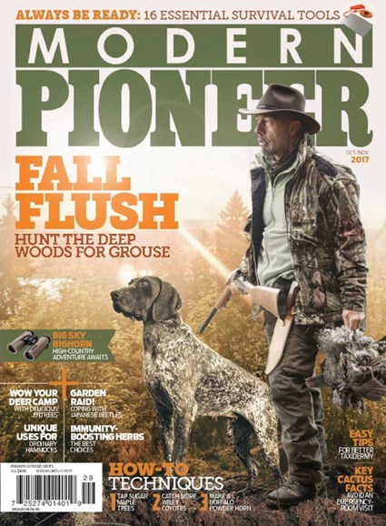 American Pioneer Cover - 10/1/2017