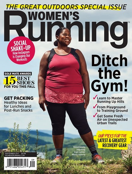 Women's Running Cover - 9/1/2017