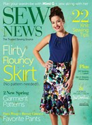 Sew News Magazine 4/1/2017