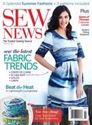 Sew News Magazine 6/1/2017