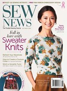 Sew News Magazine 10/1/2017