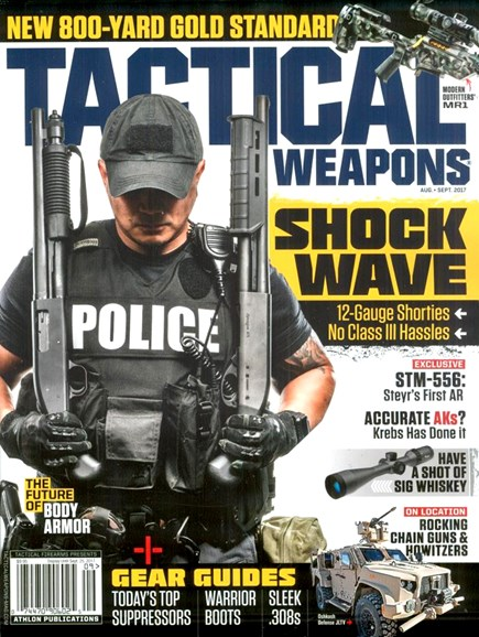 Tactical Life Cover - 8/1/2017