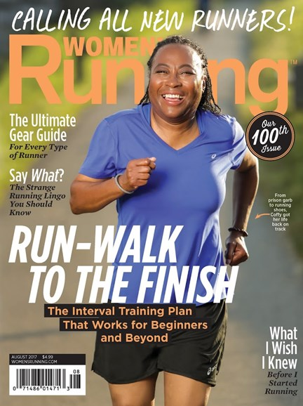 Women's Running Cover - 8/1/2017