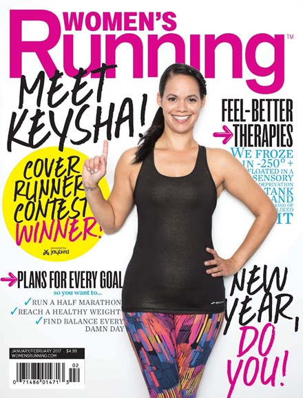 Women's Running Cover - 1/1/2017