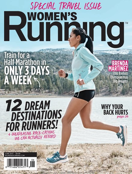Women's Running Cover - 6/1/2017