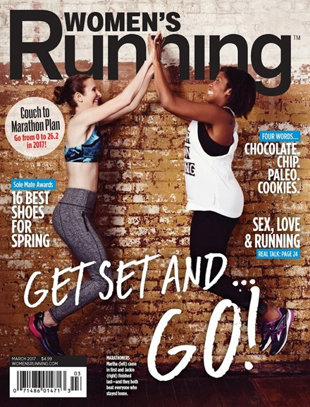 Women's Running Cover - 3/1/2017