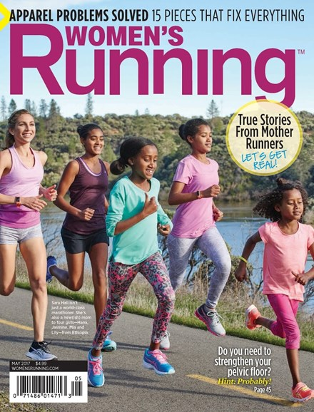 Women's Running Cover - 5/1/2017