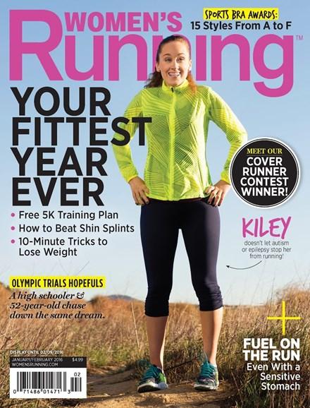 Women's Running Cover - 1/1/2016