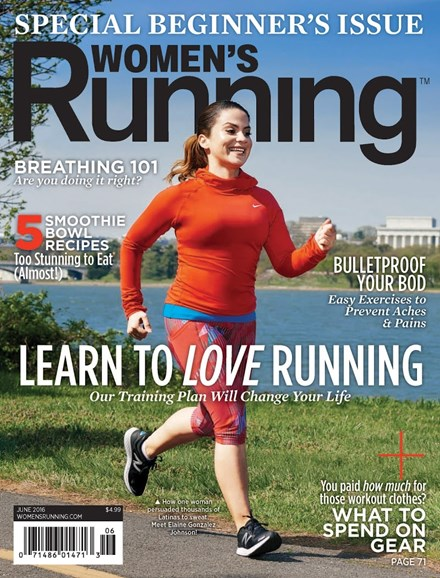 Women's Running Cover - 6/1/2016