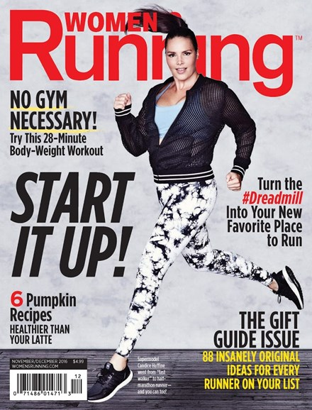 Women's Running Cover - 11/1/2016