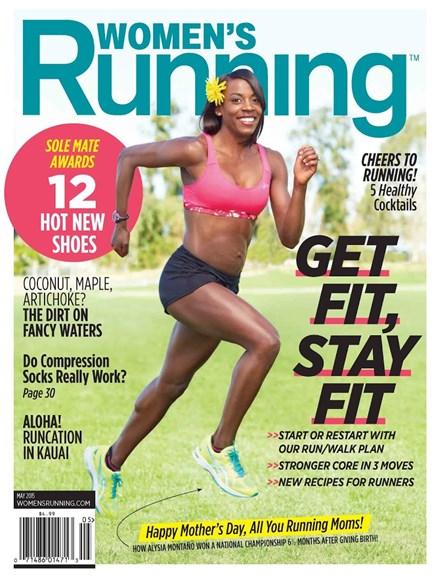 Women's Running Cover - 5/1/2015
