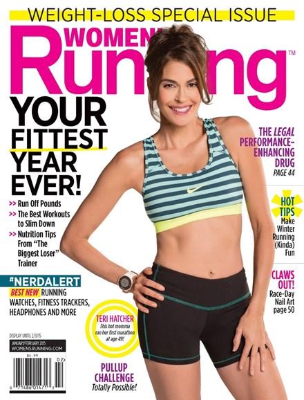 Women's Running Cover - 1/1/2015