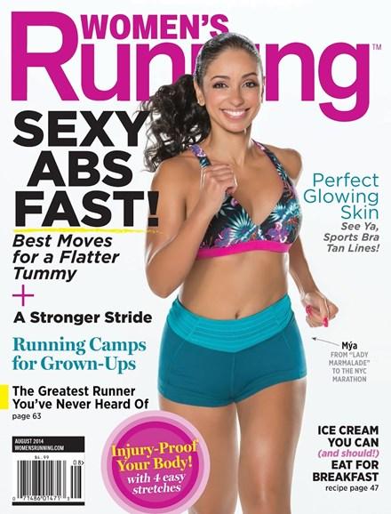 Women's Running Cover - 8/1/2014
