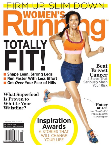 Women's Running Cover - 10/1/2014