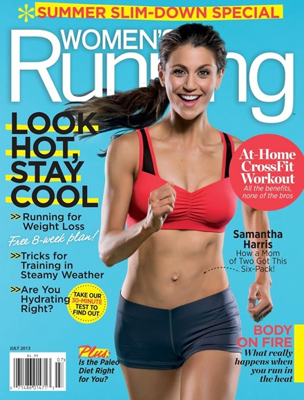 Women's Running Cover - 7/1/2013