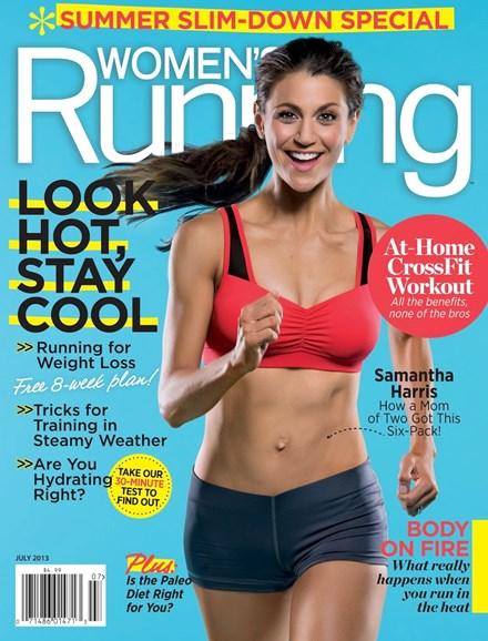 Women's Running Cover - 7/1/2013