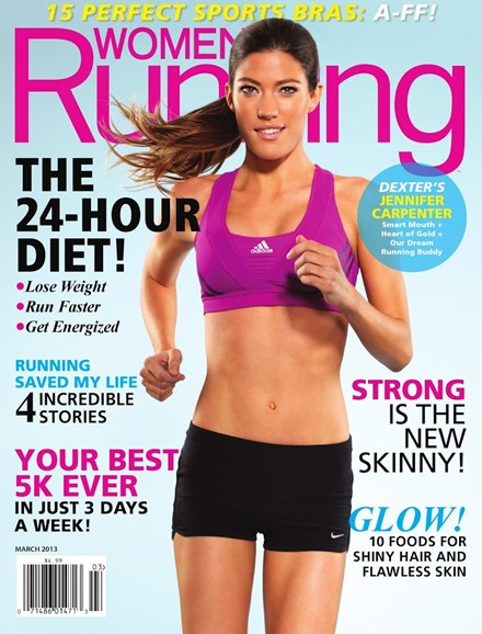 Women's Running Cover - 3/1/2013