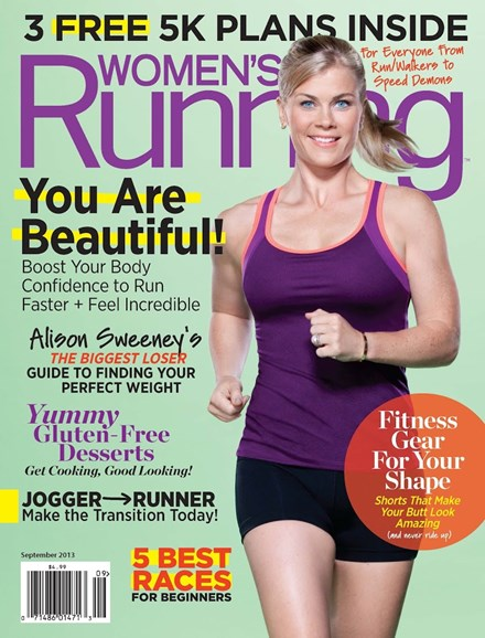 Women's Running Cover - 9/1/2013