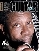 Guitar World (non-disc) Magazine 8/1/2015