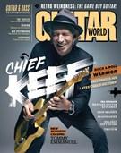 Guitar World (non-disc) Magazine 12/25/2015