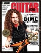 Guitar World (non-disc) Magazine 2/1/2015