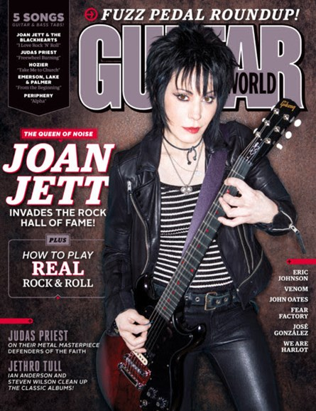 Guitar World Cover - 5/1/2015