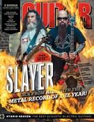 Guitar World (non-disc) Magazine 11/1/2015