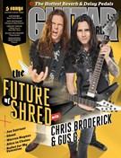 Guitar World (non-disc) Magazine 9/1/2015