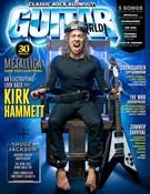 Guitar World (non-disc) Magazine 8/1/2014
