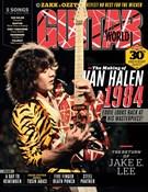 Guitar World (non-disc) Magazine 2/1/2014