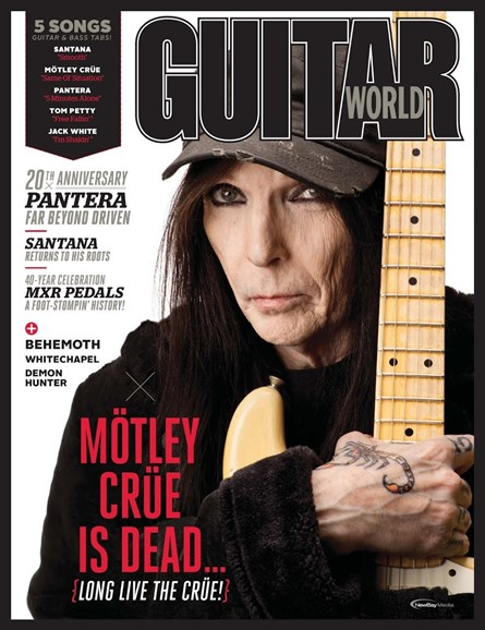 Guitar World Cover - 6/1/2014