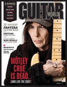 Guitar World (non-disc) Magazine 6/1/2014