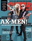 Guitar World (non-disc) Magazine 5/1/2014