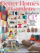 Better Homes & Gardens Magazine 4/1/2017