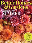 Better Homes & Gardens Magazine 8/1/2017