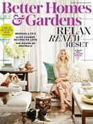 Better Homes & Gardens Magazine 1/1/2017