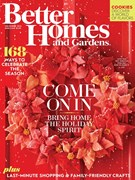 Better Homes & Gardens Magazine 12/1/2016