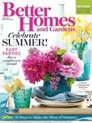 Better Homes & Gardens Magazine 6/1/2016