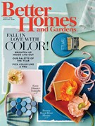 Better Homes & Gardens Magazine 3/1/2016
