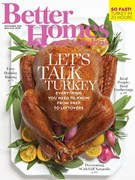 Better Homes & Gardens Magazine 11/1/2016