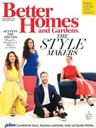 Better Homes & Gardens Magazine 9/1/2016