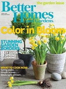 Better Homes & Gardens Magazine 4/1/2015