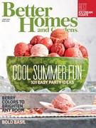 Better Homes & Gardens Magazine 6/1/2015