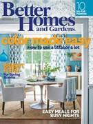Better Homes & Gardens Magazine 3/1/2015