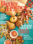 Better Homes & Gardens Magazine 10/1/2015