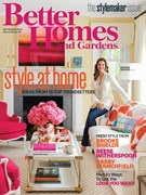 Better Homes & Gardens Magazine 9/1/2015