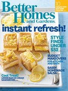 Better Homes & Gardens Magazine 8/1/2014